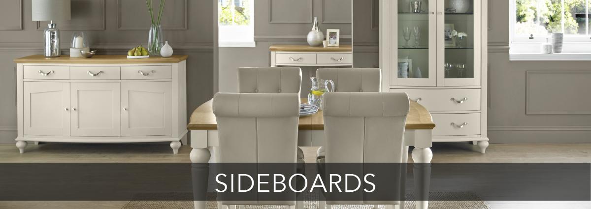 Dining dept banner sideboards