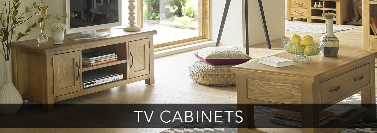 Edmondsons dining banner tv cabinets