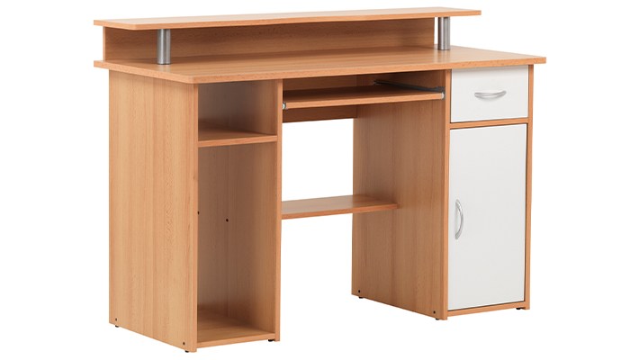 Deal Of The Week Albany Desk in BEECH Finish