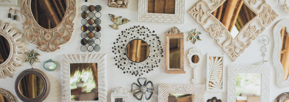 Mirrors from Edmondsons Furniture