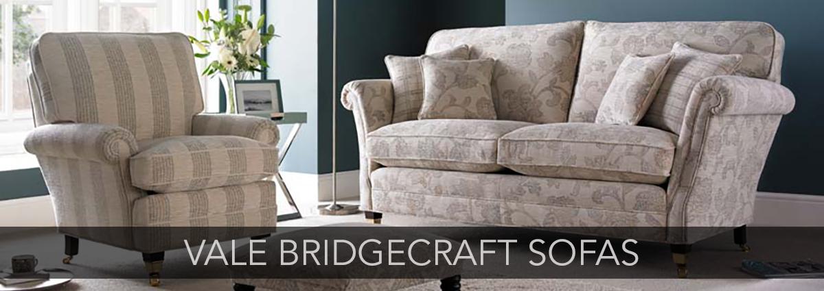 Vale bridgecraft sofa banner