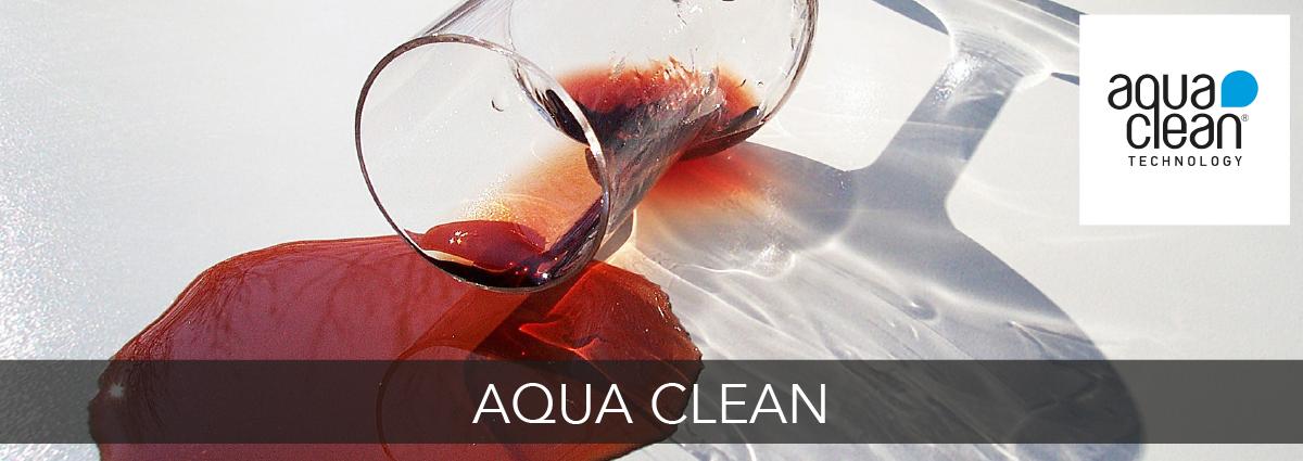 Aqua clean section main banner