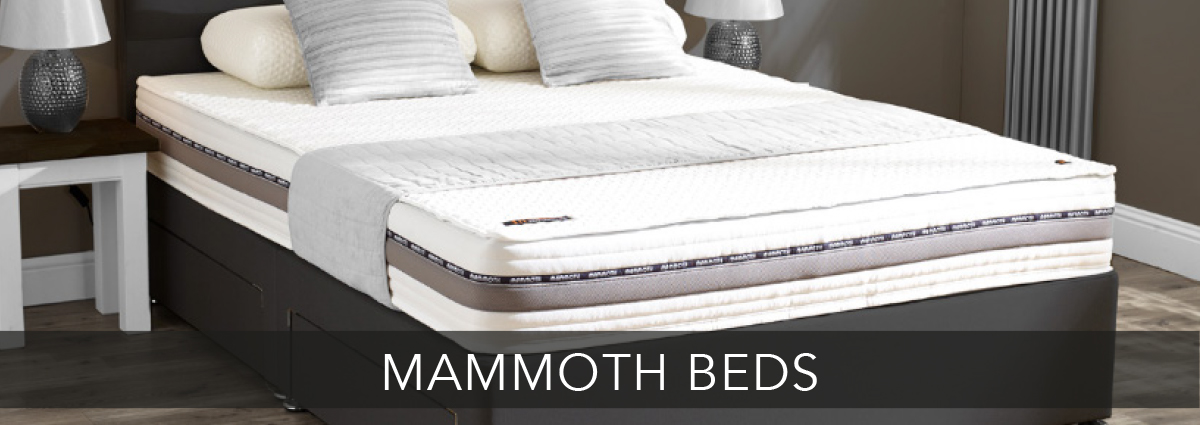 Bedrooms dept banners mammoth beds