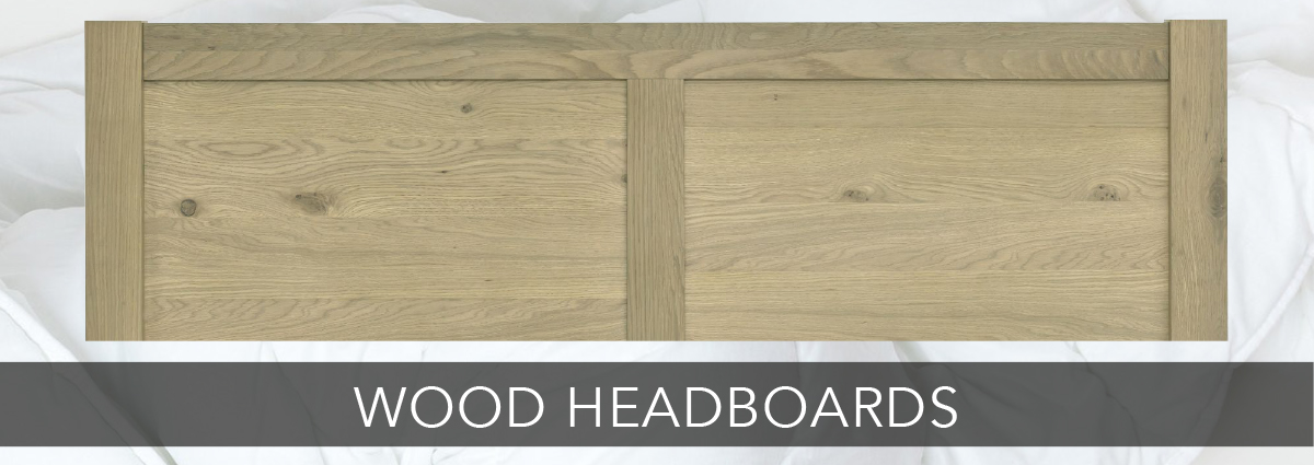 Bedrooms dept banners wood headboards
