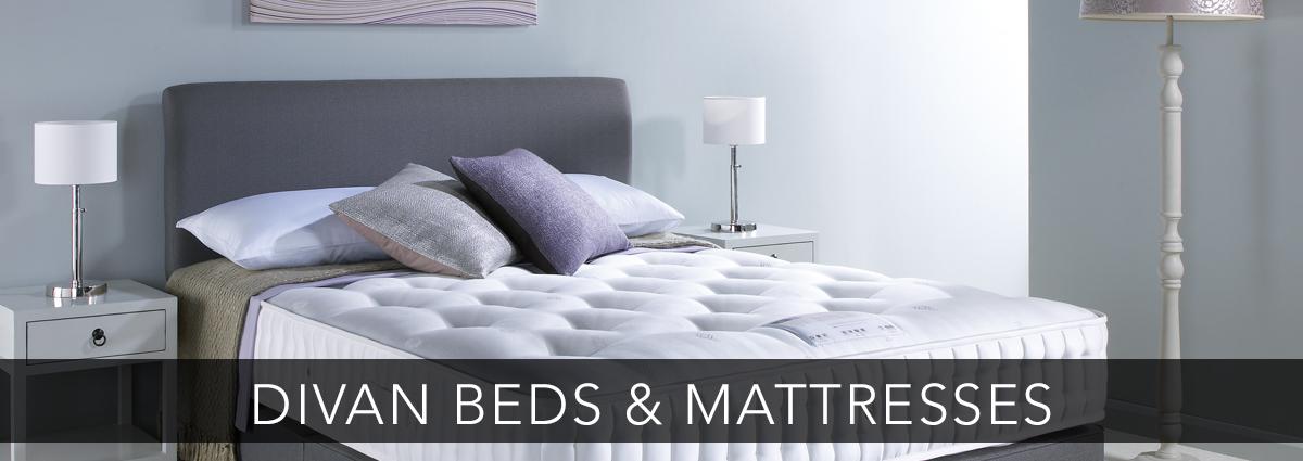Edmondsons divan beds and mattresses banner